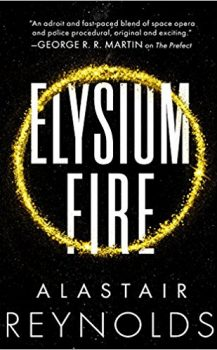 Audio Book : Elysium Fire by, Alastair Reynolds