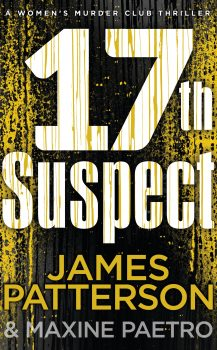 Audio Book : 17th Suspect, by James Patterson