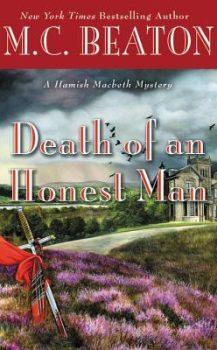 Audio Book : Death of an Honest Man, by MC Beaton
