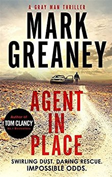 Audio Book : Agent in Place, by Mark Greaney