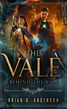 Audio Book : Behind the Vale, by Brian D Anderson