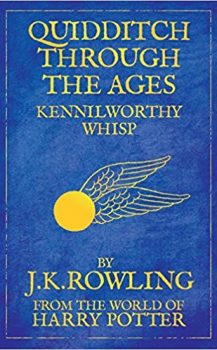 Audio Book : Quidditch Through The Ages, by JK Rowling