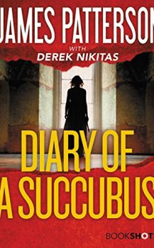 Audio Book : Diary of a Succubus, by James Patterson