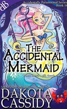 Audio Book : The Accidental Mermaid, by Dakota Cassidy