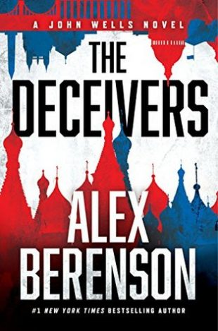 Audio Book : The Deceivers, by Alex Berenson