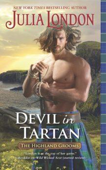 Audio Book : Devil in Tartan , by Julia London