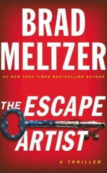 Audio Book : The Escape Artist, by Brad Meltzer