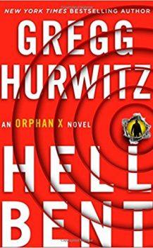 Audio Book : Hellbent, by Gregg Hurwitz