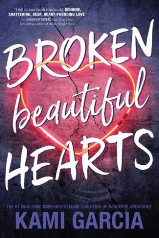 Audio Book : Broken Beautiful Hearts, by Kami Garcia