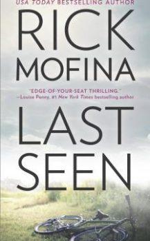 Audio Book : Last Seen, by Rick Mofina
