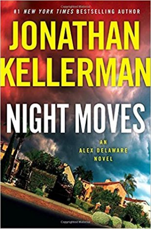 Audio Book : Night Moves, by Jonathan Kellerman