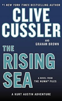 Audio Book : The Rising Sea, by Clive Cussler