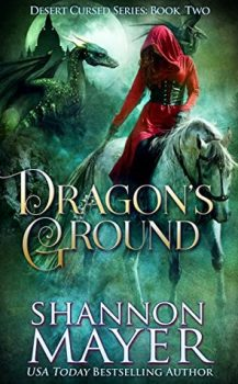 Audio Book : Dragon's Ground by, Shannon Mayer