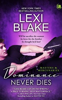 Audio Book : Dominance Never Dies by, Lexi Blake