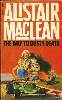 Audio Book : The Way to Dusty Death by, Alistair Maclean