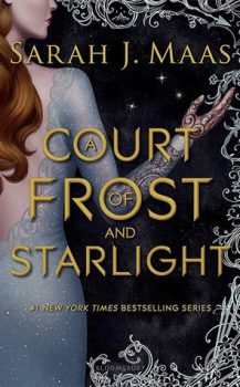 Audio Book : Court of Frost and Starlight by, Sarah J Maas