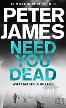 Audio Book : Need You Dead by, Peter James