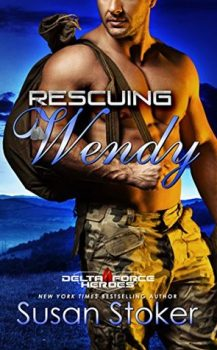 Audio Book : Rescuing Wendy by, Susan Stoker