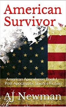 Audio Book : American Survivor by, AJ Newman