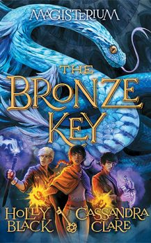 Audio Book : The Bronze Key by, Cassandra Clare