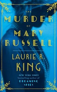 Audio Book : The Murder of Mary Russell by, Laurie R King