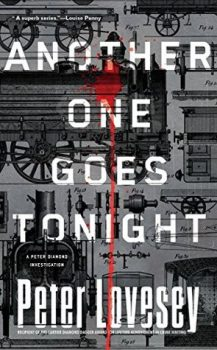 Audio Book : Another One Goes Tonight by, Peter Lovesey