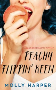 Audio Book : Peachy Flippin' Keen by, Molly Harper