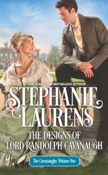 Audio Book : The Designs of Lord Randolph Cavanagh by, Stephanie Laurens