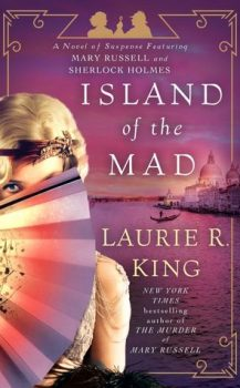 Audio Book : Island of the Mad by, Laurie R King