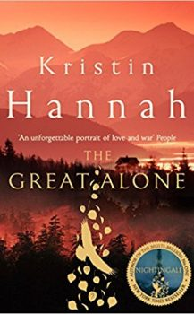 Audio Book : The Great Alone by, Kristin Hannah
