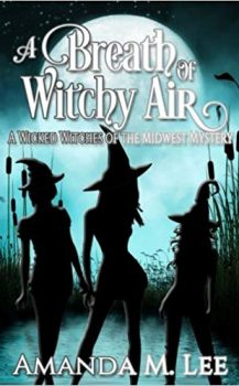 Audio Book : A Breath of Witchy Air by, Amanda M Lee