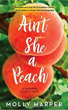 Audio Book : Ain't She a Peach by, Molly Harper