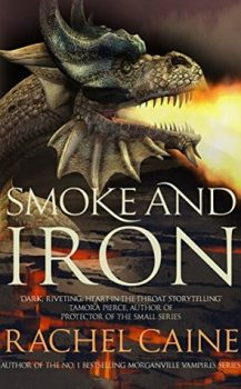 Audio Book : Smoke and Iron by, Rachel Caine