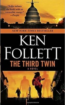 Audio Book : The Third Twin by, Ken Follet