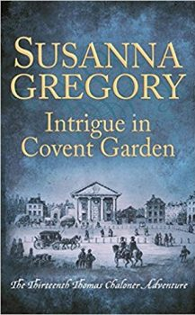 Audio Book : Intrigue in Covent Garden by, Susanne Wright