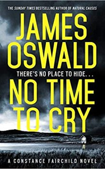 Audio Book : No Time To Cry by, James Oswald