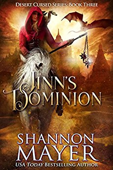 Audio Book : Jinn's Dominion by, Shannon Mayer