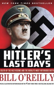 Audio Book : Hitlers Last Days by, Bill O'Rielly