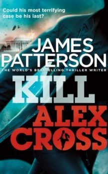 Audio Book : Cross kill by, James Patterson