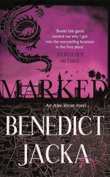 Audio Book : Marked by, Benedict Jacka