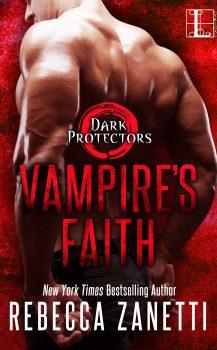 Audio Book : Vampire's Faith by, Rebecca Zanetti