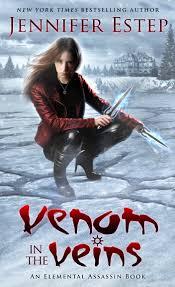 Audio Book : Venom in the Veins by, Jennifer Estep