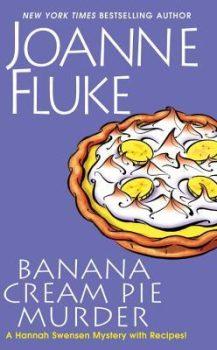Audio Book : Banana Cream Pie Murder by, Joanne Fluke