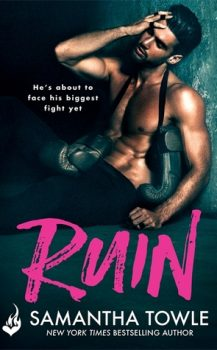Audio Book : Ruin by, Samantha Towle