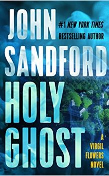 Audio Book : Holy Ghost by, John Sandford