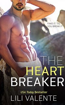 Audio Book : The Heartbreaker by, Lili Lavente