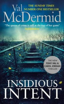 Audio Book : Insidious Intent by, Val McDermid