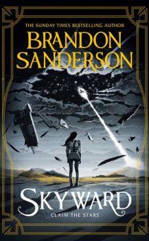 Audio Book : Skyward by, Brandon Sanderson