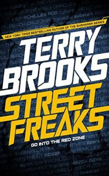 Audio Book : Street Freaks by, Terry Brooks