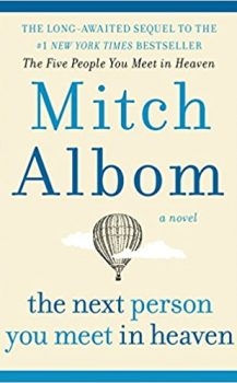 Audio Book : The Next Person You Meet in Heaven by, Mitch Albom